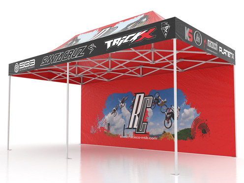 Customization of your tent