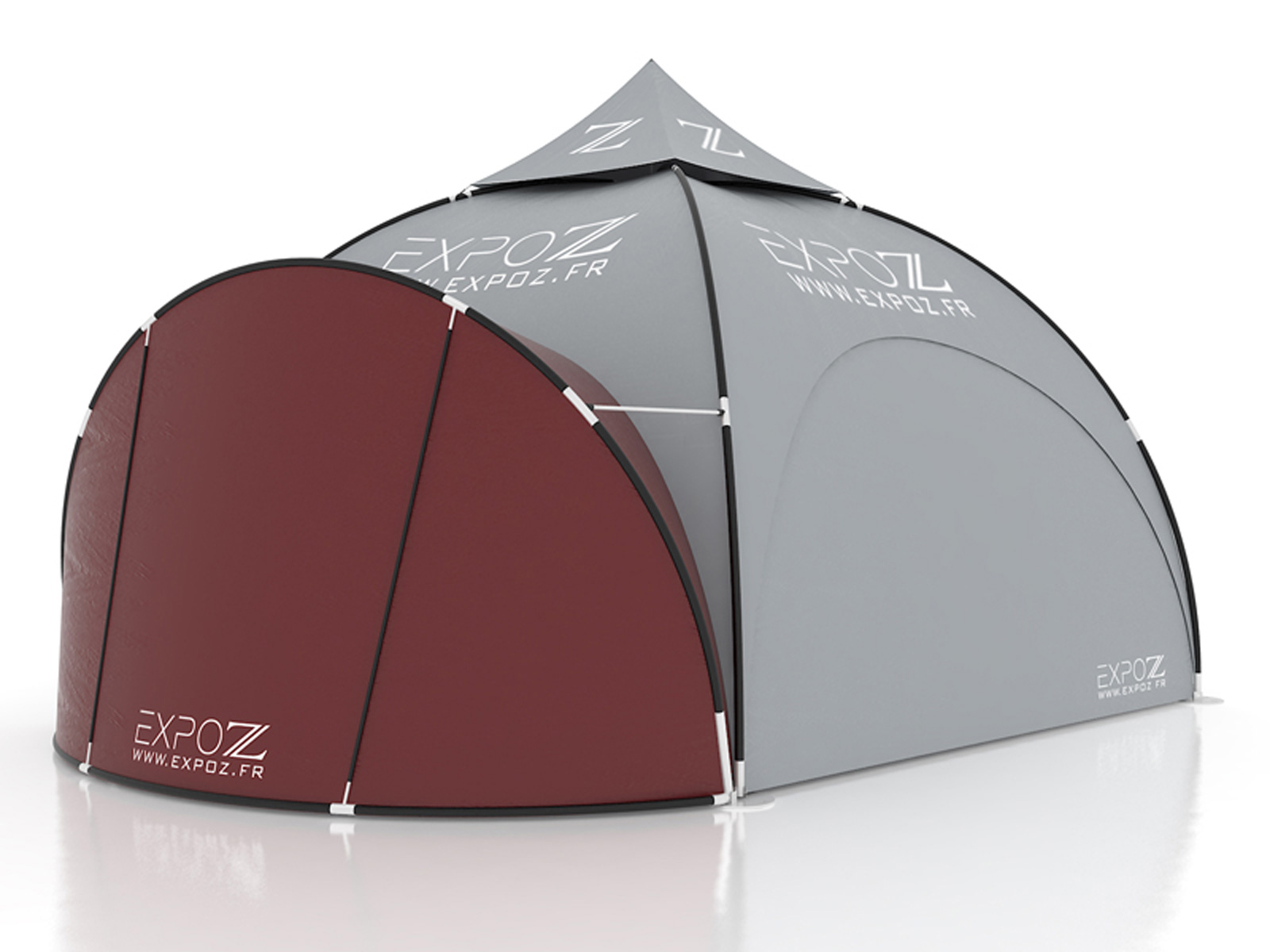 Extension visor - Expodome 6 m