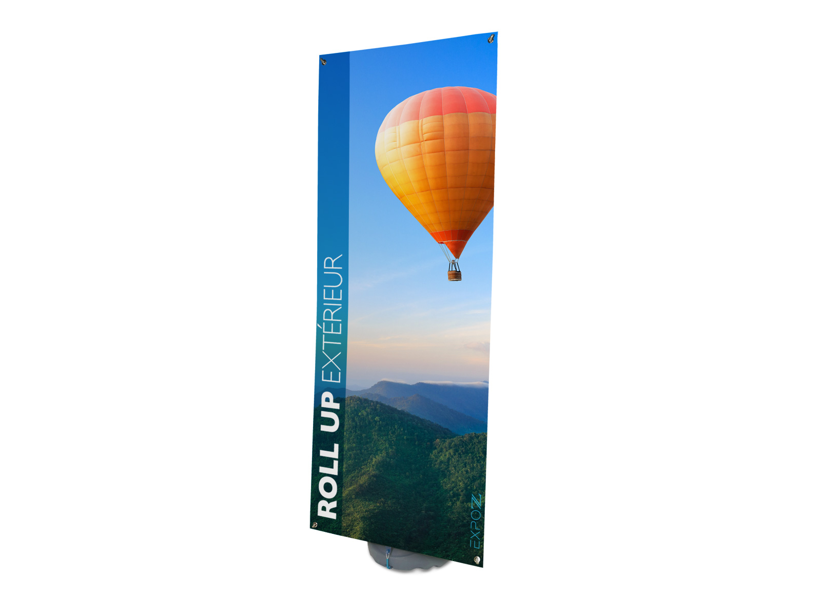 Roll-up Exterior 80 x 200 cm