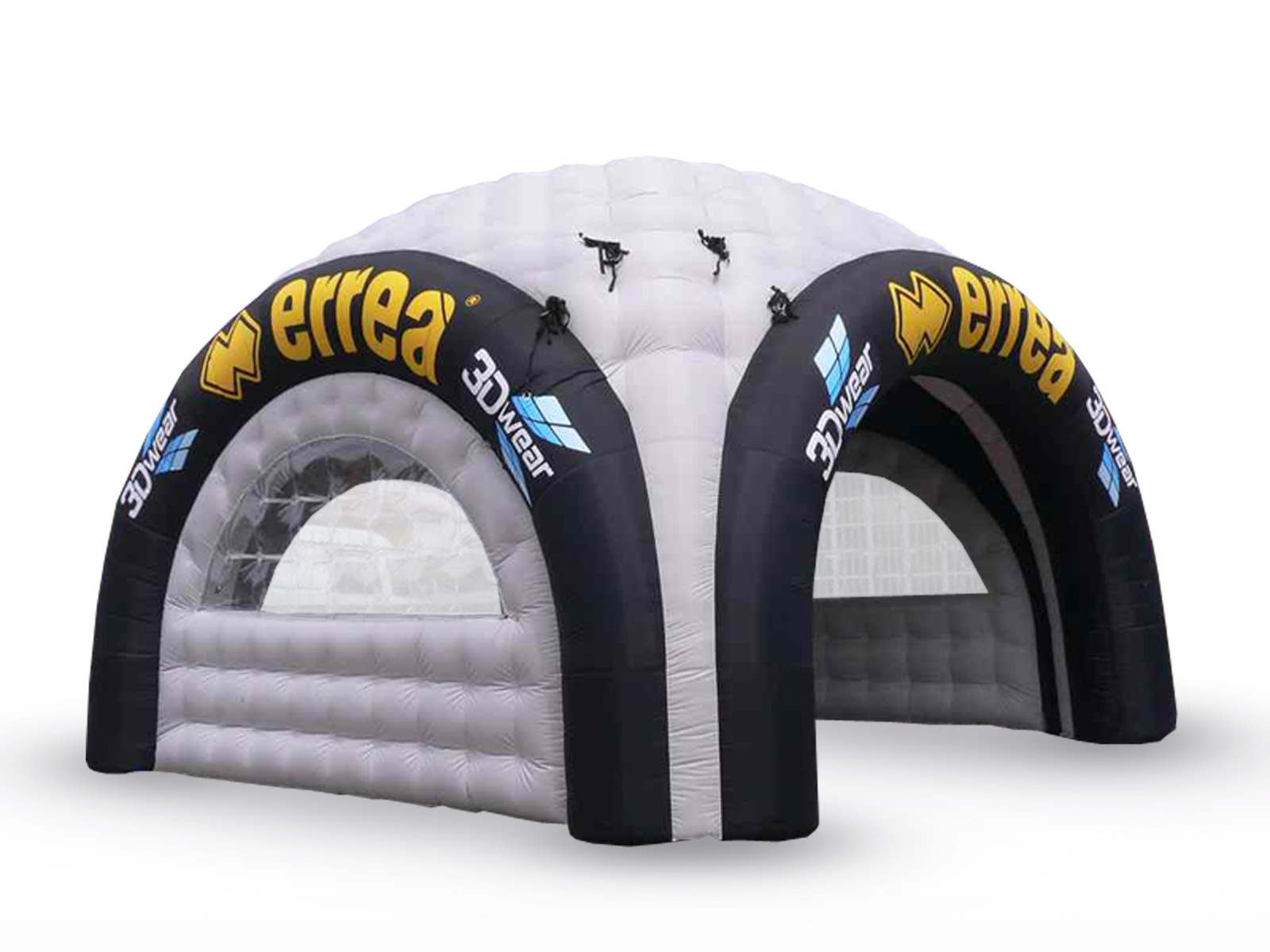 Blow-up tent Archi 6 m full print