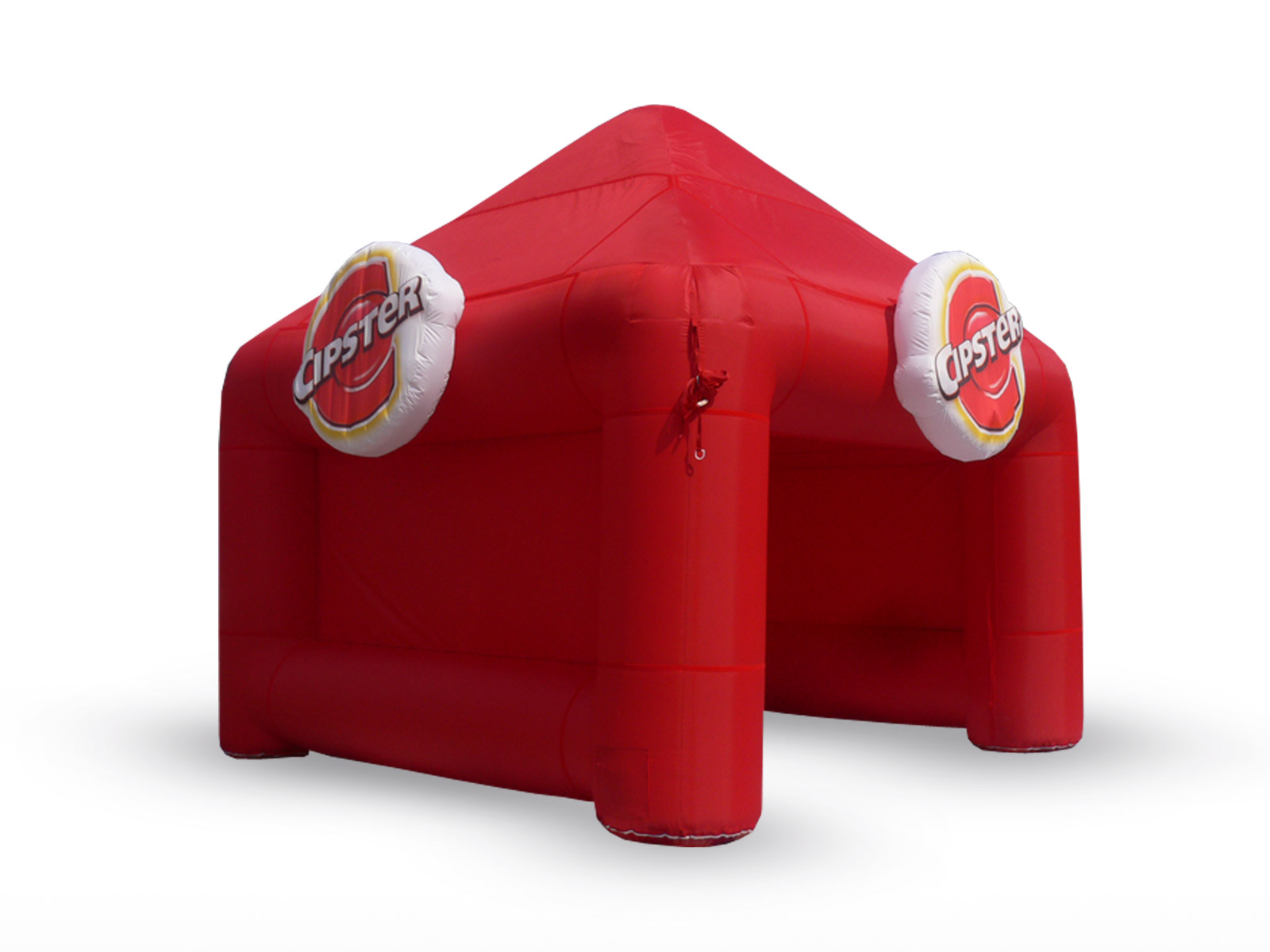 Blow-up tent Box 5 m