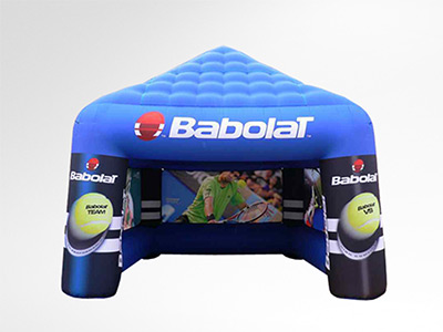 Tente gonflable Box - Babolat